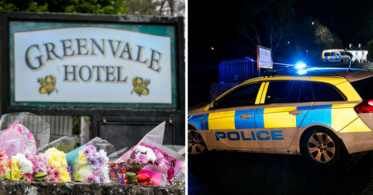 First police withdrew from scene where three died at St Patrick's Day disco