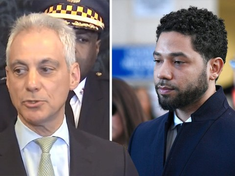 'This is a whitewash of justice': Chicago mayor blasts decision to drop Jussie Smollett's charges