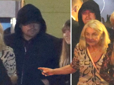 Leonardo DiCaprio treats his mum to glamorous night at Diana Ross' 75th birthday party