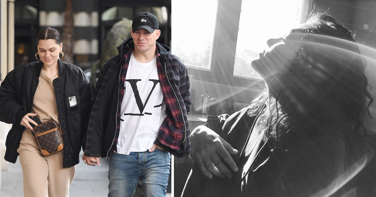 Channing Tatum thanks his 'baby' Jessie J for 'lighting world on fire' in sweet birthday message