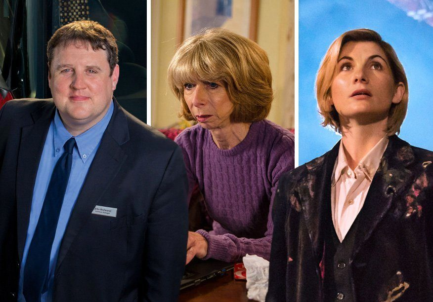 You can win Peter Kay's Car Share, Corrie or Doctor Who a BAFTA as voting opens up to public