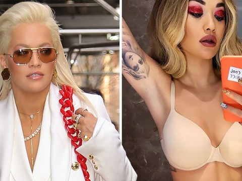 Rita Ora has 'been called everything under the sun' as she bites back at trolls