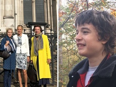 Mum of autistic teen, 19, fights for right to make decisions on his behalf