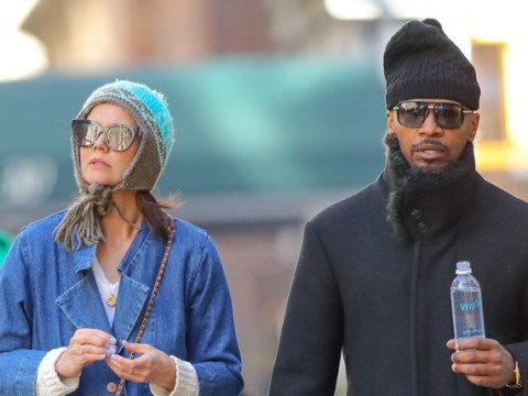 Katie Holmes and Jamie Foxx spotted together for first time after split rumours