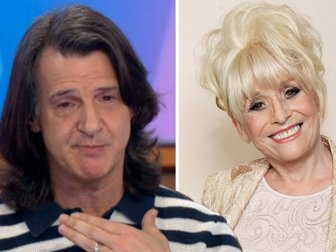 Barbara Windsor's husband Scott Mitchell denies 'embarrassing' EastEnders star by sharing Alzheimer details