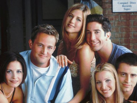 Courteney Cox shares terrifying Friends meme we're going to lose sleep over