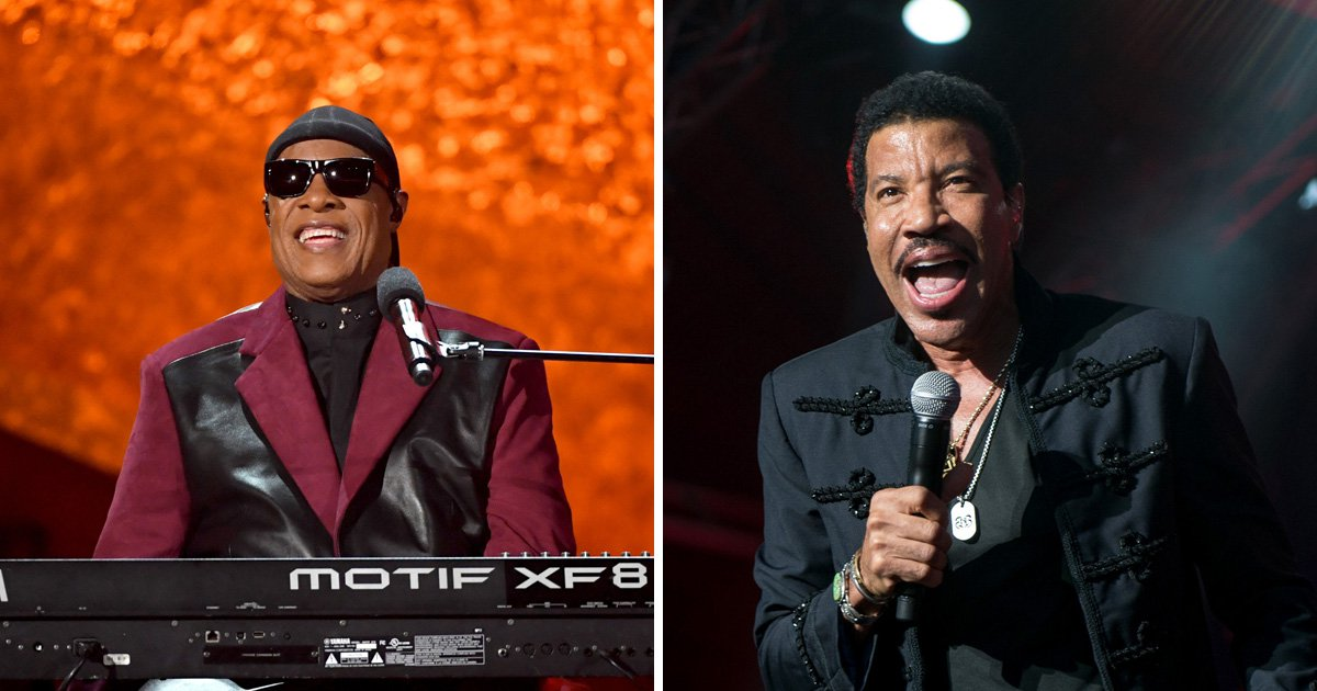 What time do the Stevie Wonder and Lionel Richie BST Festival tickets go on sale?