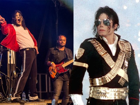 Michael Jackson tribute act says Leaving Neverland 'is like an advert' for show