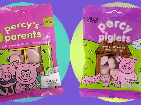 M&S launches special Percy Pigs deal for Mother's Day