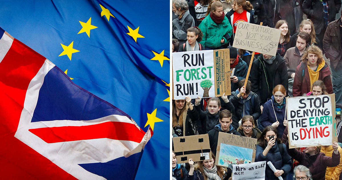 Brexit was caused by frustrations a Green New Deal could cure