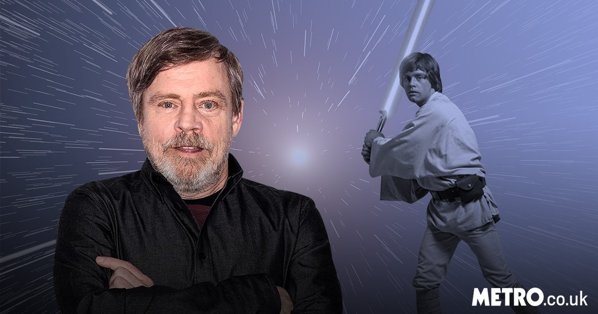 Star Wars' Mark Hamill wants us to know Luke Skywalker didn't die a virgin