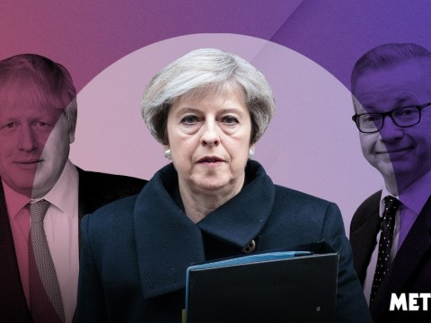 Now Theresa May has done the task no men wanted to do, they want their job back