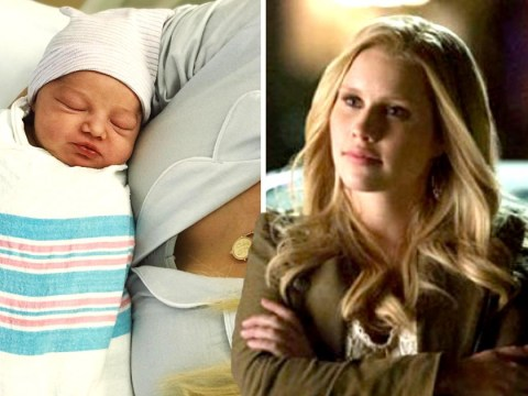 The Vampire Diaries actress Claire Holt gives birth to baby boy