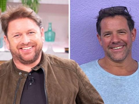 Saturday Kitchen star Matt Tebbutt admits James Martin's new show is a 'rival'