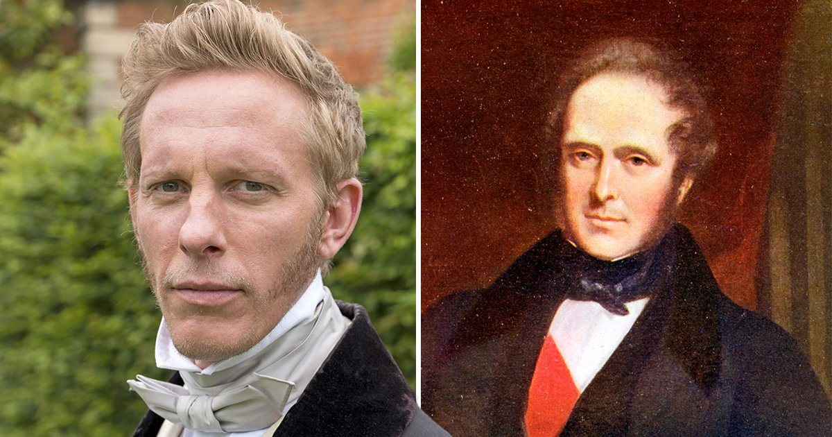 Who was Lord Palmerston and who plays him in Victoria series 3?