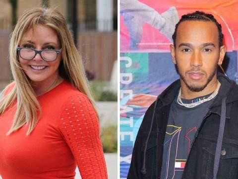 Carol Vorderman shares heartwarming story of Lewis Hamilton as Countdown star praises F1 champ