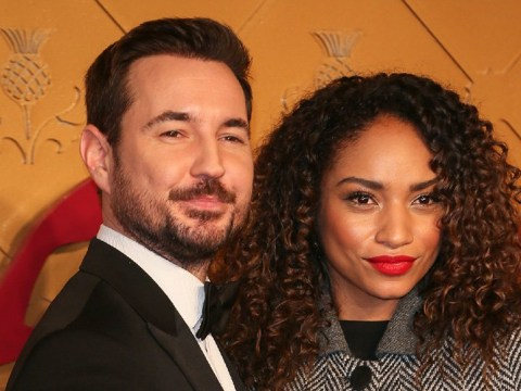 Line Of Duty's Martin Compston uses dating app and swipes on real life wife in season 5 premiere