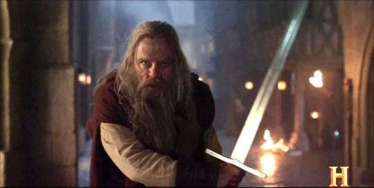 Knightfall season 2: Mark Hamill make debut as new cast member Talus