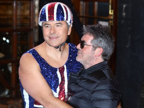 Simon Cowell confirms David Walliams is in 'serious' talks to compete on Celebrity X Factor