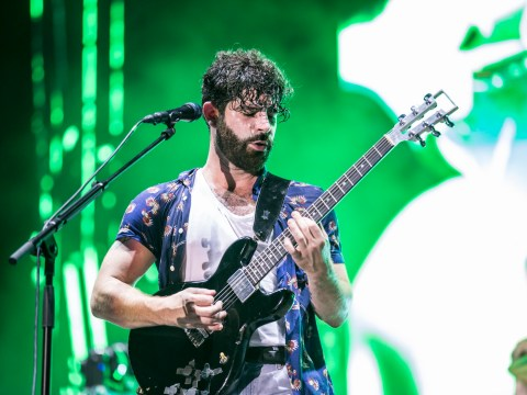 Foals' Yannis Philippakis says Brexit 'feels like an act of self-harm'