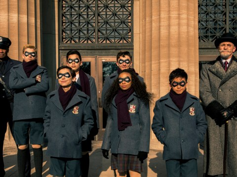 Was The Umbrella Academy set in 2001? Minor clue could be an Easter egg for what's to come in season 2