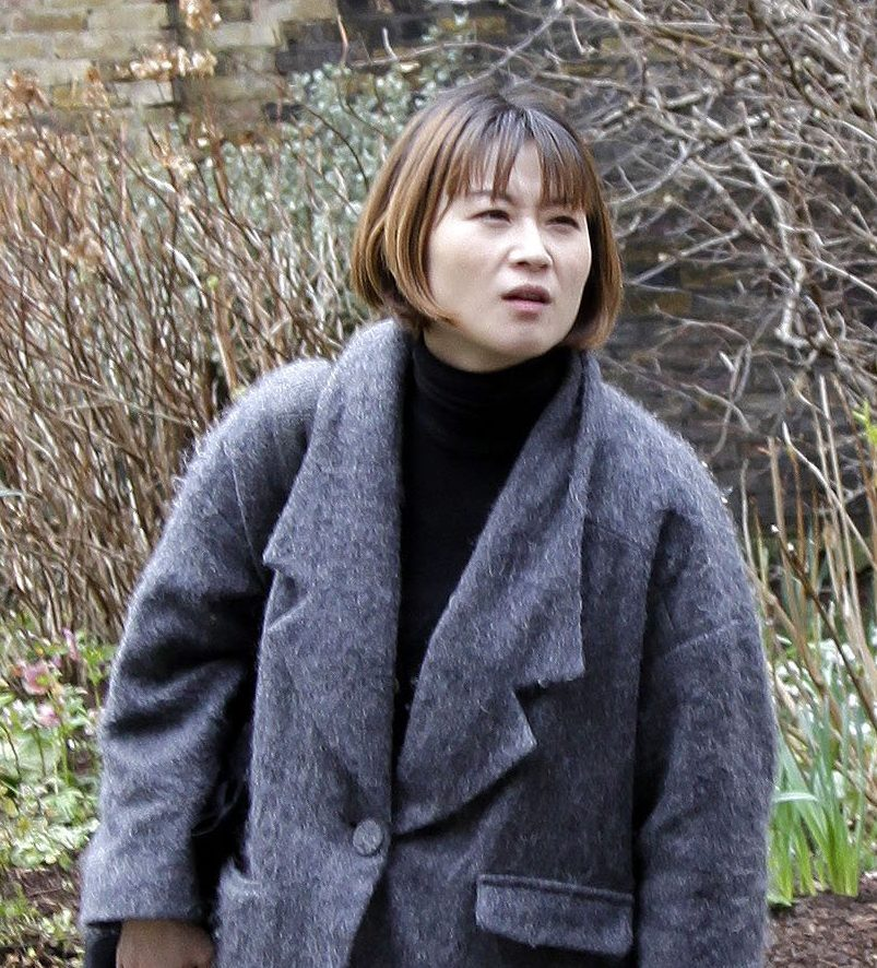 Champion News: 07948286566/07914583378 news@championnews.co.uk Picture shows Xuan Wu outside Central London County Court.
