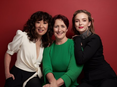 When is Killing Eve season 2 released in the UK?