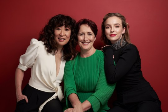 Who is in the cast of Killing Eve season 2 as series 3 is confirmed