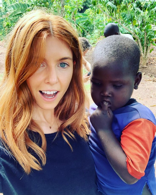 """Stacey Dooley has hit back after she was accused of encouraging a ?white saviour? complex over her Comic Relief trip to Africa. Labour MP David Lammy said MS Dooley was perpetuating ?tired and unhelpful stereotypes? after she travelled to Uganda for an upcoming documentary. Mr Lammy said the issue was not ?personal? with Ms Dooley and that he does not question her ?good motives?. But he added: """"The world does not need any more white saviours.?"""