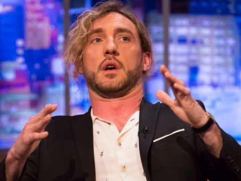 Seann Walsh kisses mystery woman after being linked to Strictly boss