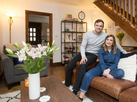 What I Rent: Pippa and Michael, £850 each for a two-bedroom house in Walthamstow
