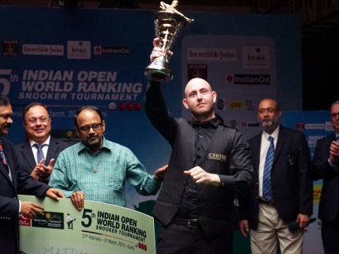 Matt Selt sees the Chinese grip on snooker tightening as he aims for monstrous China Open top prize