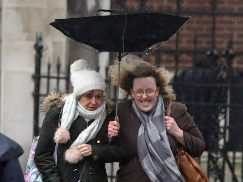 What are the UK storm names for 2019 and why are storms named by the Met Office?
