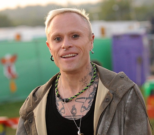 File photo dated 27/06/2009 of Keith Flint at Glastonbury Festival, he has died aged 49. Police were called to his address near Gt Dunmow earlier this morning. PRESS ASSOCIATION Photo. Issue date: Monday March 4, 2019. See PA story DEATH Flint. Photo credit should read: Anthony Devlin/PA Wire