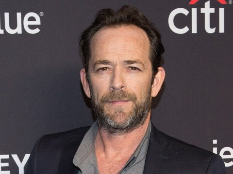 Luke Perry 'not buried in Tennessee' as family hope to keep resting place 'private'