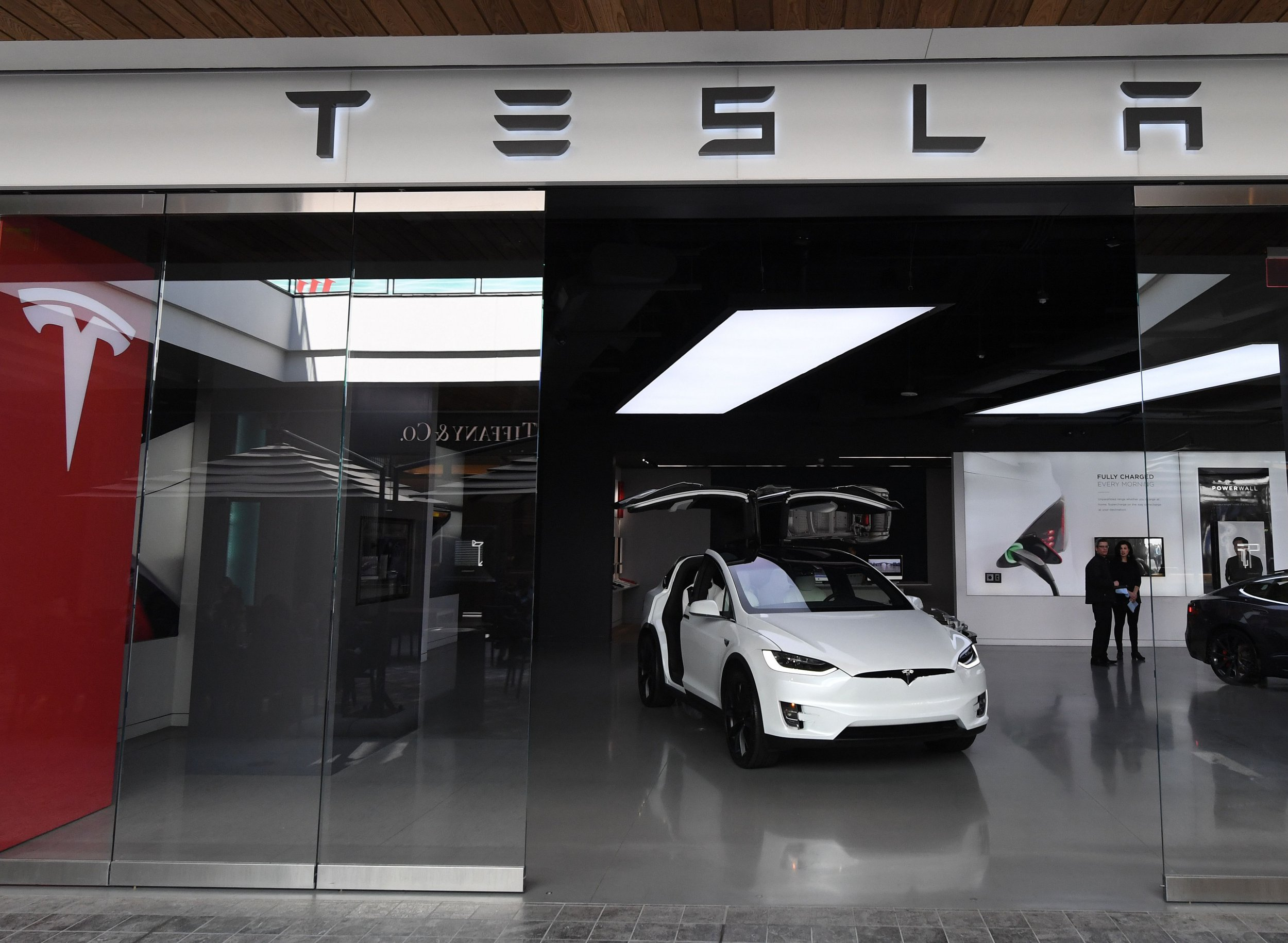 Elon Musk facing backlash as Tesla owners take to the streets to protest against dramatic price cuts