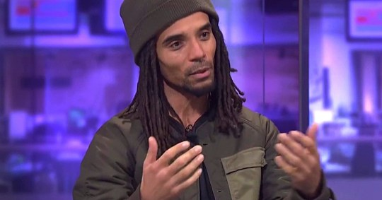 Akala: Racial explanations of knife crime are a 'way out' for authoritiesPicture: Channel 4 NewsMETROGRAB