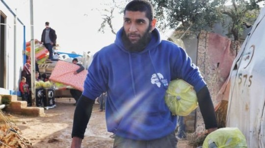 BBC Link: https://www.bbc.co.uk/news/uk-47420105 Aid worker in Syria stripped of citizenship says UK must distinguish between humanitarian workers and potential security threats Credit: Tauqir Sharif