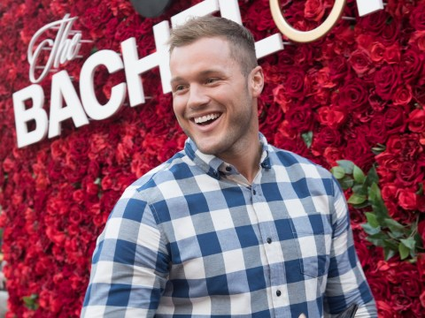 Colton Underwood compares periods to soiling yourself as he urges girls to buy new underwear each month