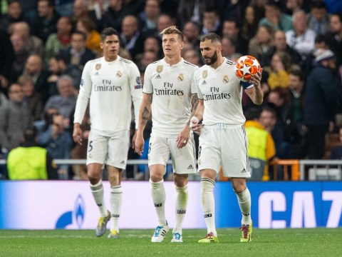 Real Madrid star Dani Carvajal admits to having a 's*** season' after Champions League defeat to Ajax