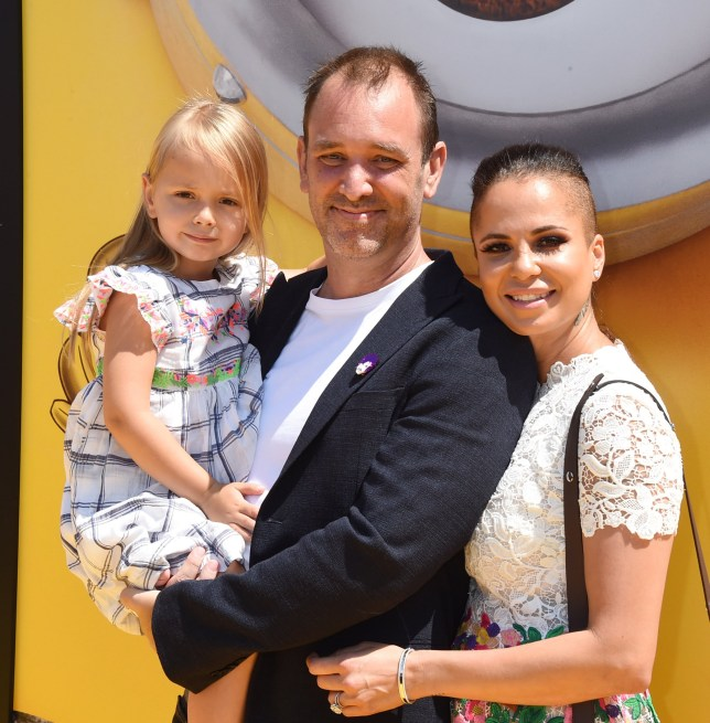 Mandatory Credit: Photo by Jim Smeal/REX/Shutterstock (8879259ad) Trey Parker, Boogie Tillmon & Betty Parker 'Despicable Me 3' film premiere, Los Angeles, USA - 24 Jun 2017