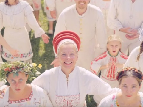 What is the plot of upcoming horror Midsommar and when is the release date?
