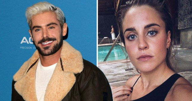 Who Is Zac Efrons New Girlfriend Sarah Bro And What Do We Know