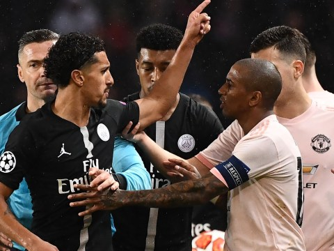 PSG unhappy with Manchester United's over exuberant celebrations after Champions League win