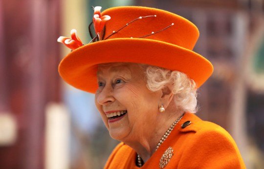 """Queen Elizabeth II smiles during a visit to the Science Museum for the announcement of their summer exhibition """"Top Secret"""" in Kensington, London. PRESS ASSOCIATION Photo. Picture date: Thursday March 7, 2019. See PA story ROYAL Queen. Photo credit should read: Simon Dawson/PA Wire"""