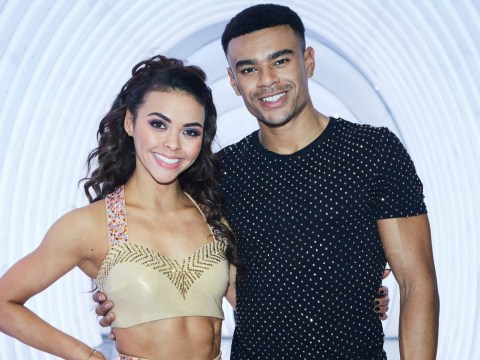 Vanessa Bauer slams Wes Nelson 'fling' rumours ahead of Dancing On Ice finale