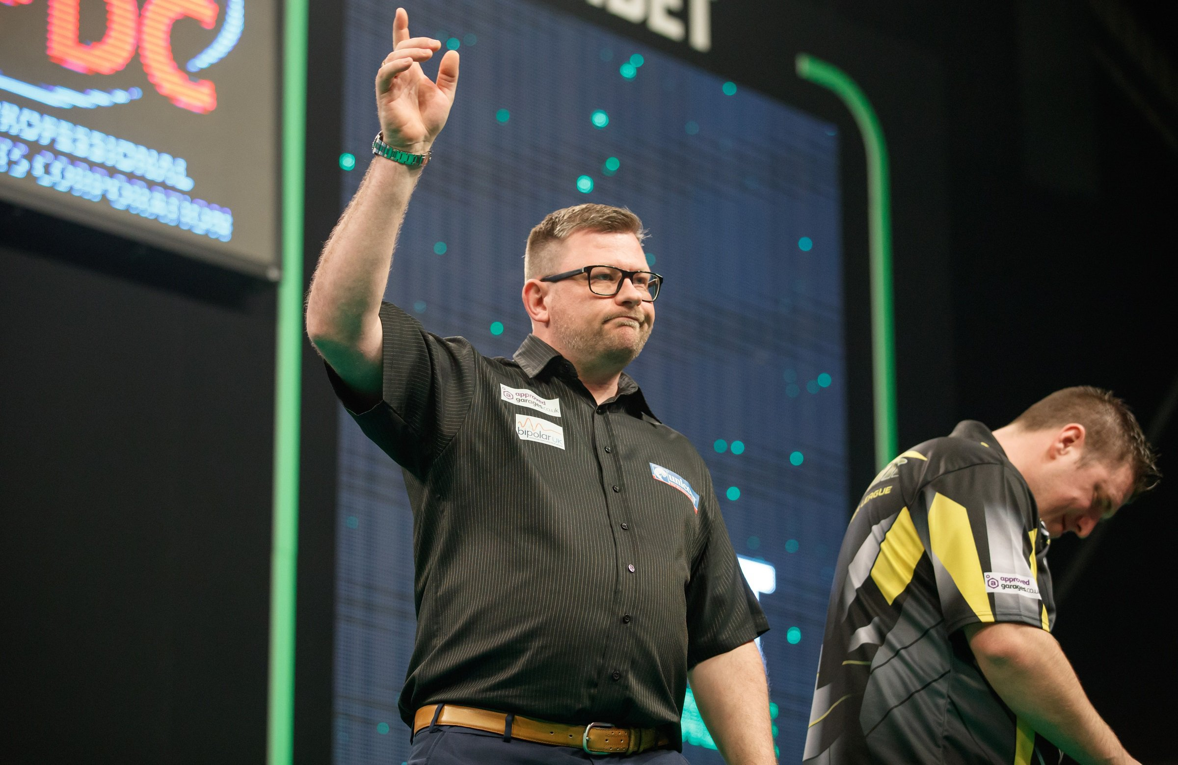 Premier League Darts leader James Wade: 'I'm the best in the world at chosen times'