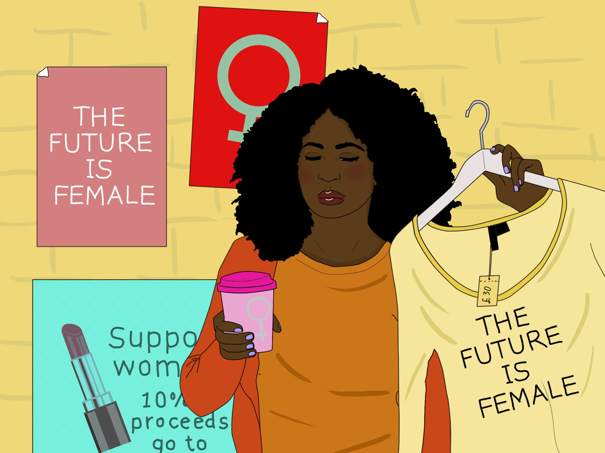 How to fight back against the commodification of International Women's Day
