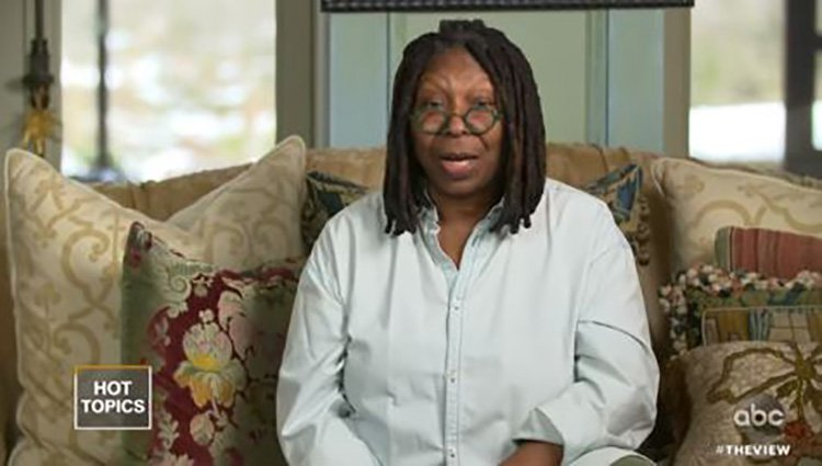 Whoopi Goldberg 'came very close to leaving the earth' after illness Provider: ABC Source: https://www.youtube.com/watch?time_continue=32&v=zhg8KgUWHZU