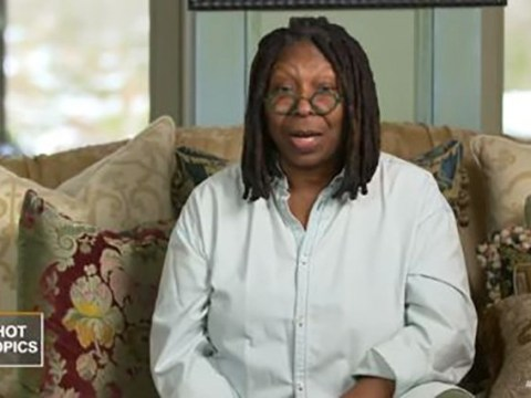 Whoopi Goldberg reveals she 'came very close to leaving the earth' after serious pneumonia bout